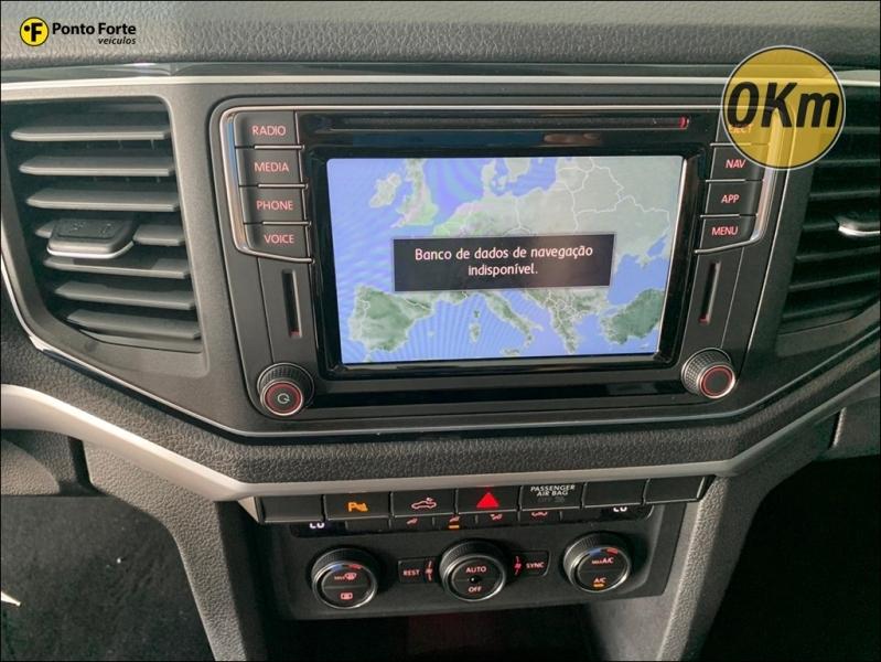 VOLKSWAGEN AMAROK 3.0 V6 TDI DIESEL HIGHLINE CD 4MOTION AUTOMATICO