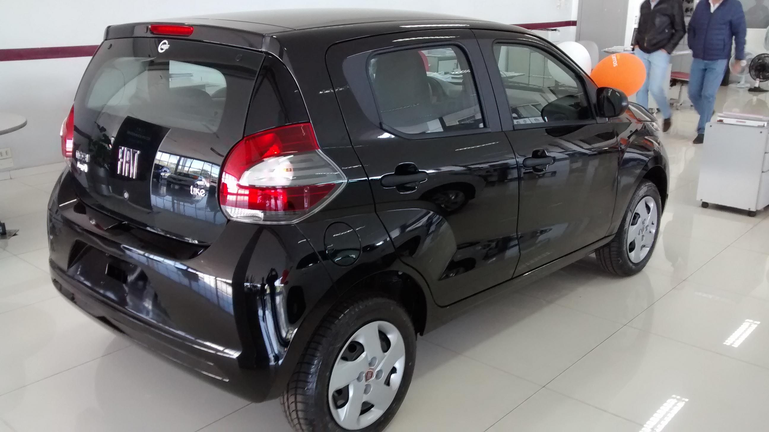 FIAT MOBI 1.0 8V EVO FLEX EASY COMFORT MANUAL