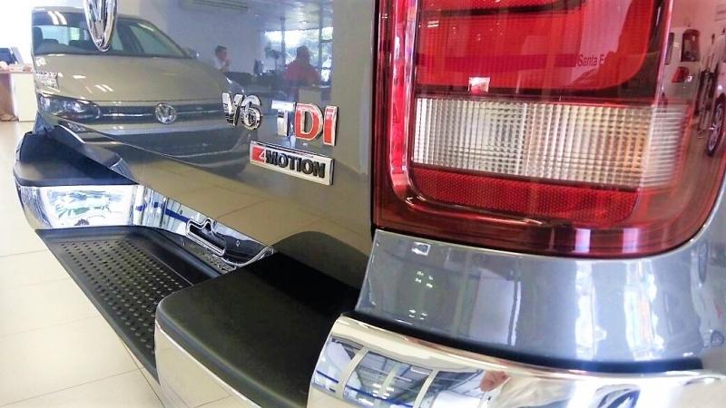 VOLKSWAGEN AMAROK 3.0 V6 TDI DIESEL HIGHLINE CD 4MOTION AUTOMÁTICO