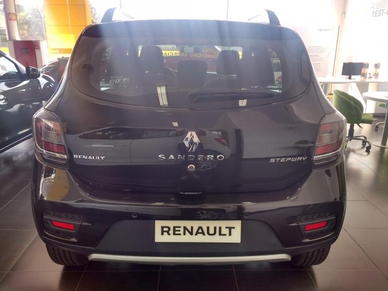 RENAULT SANDERO 1.6 16V SCE FLEX STEPWAY DYNAMIQUE EASY-R